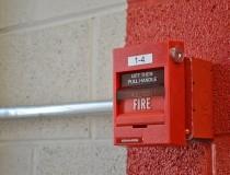 Fire Alarm USPS